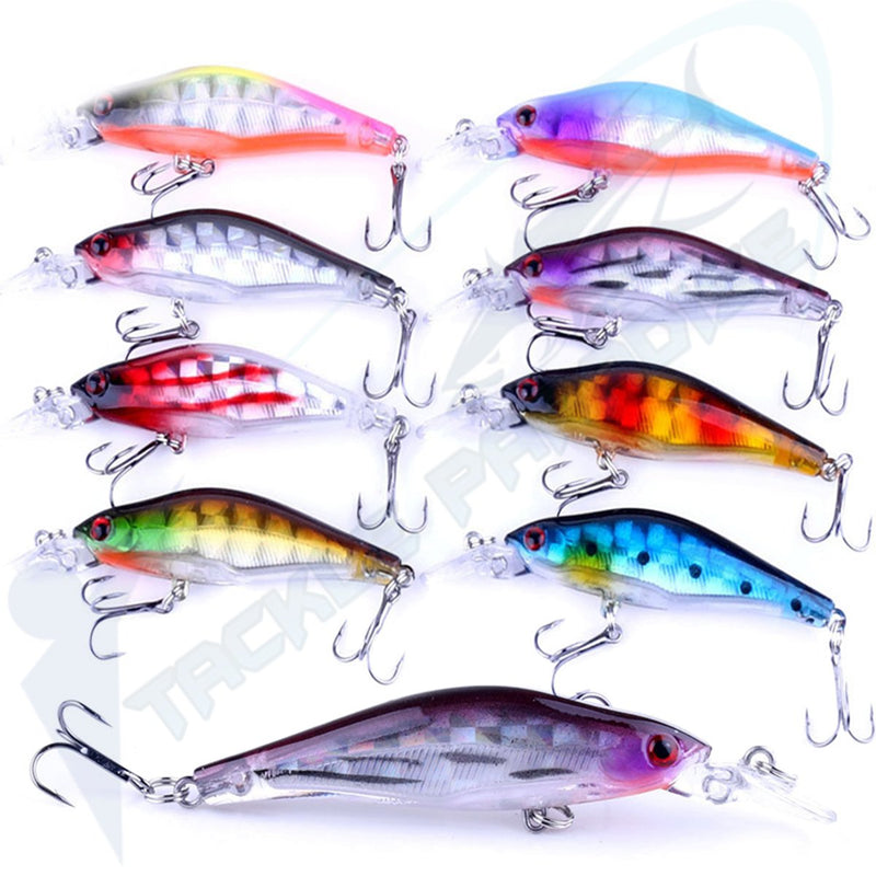 80mm Fatty Jerkbait Fishing Lures