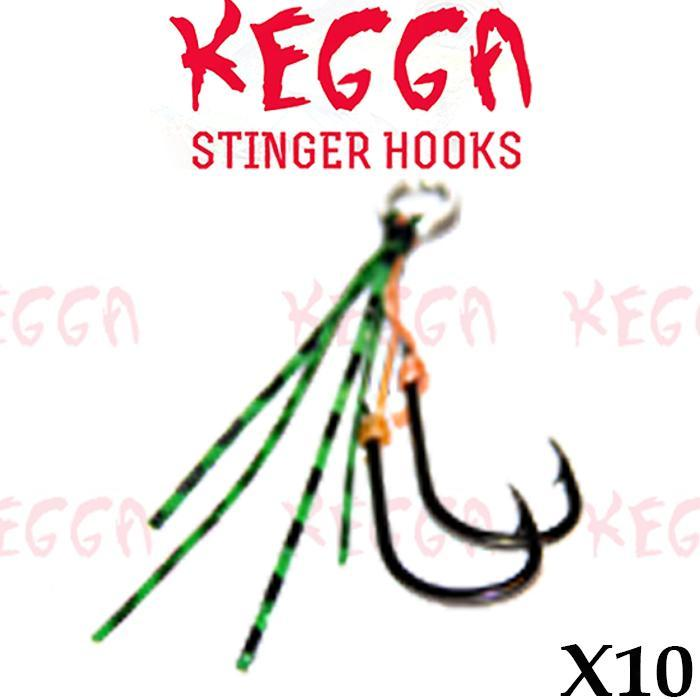 Stinger Hooks for Bream
