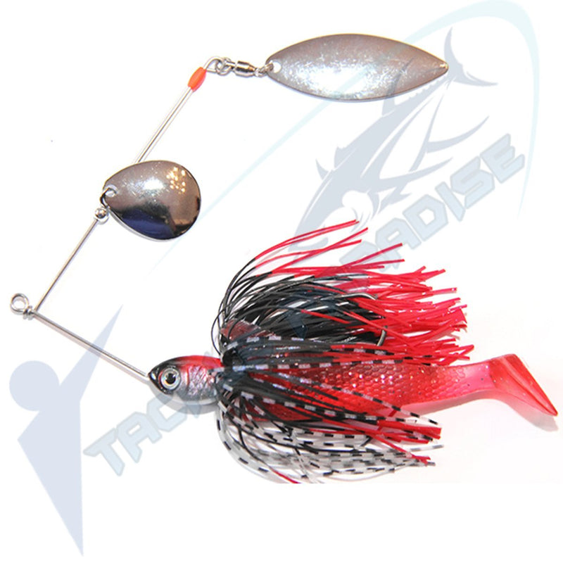Soft PlasticT-Tail Spinnerbaits