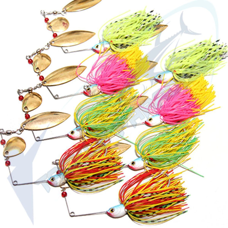 Bassify 1/2oz Spinnerbaits