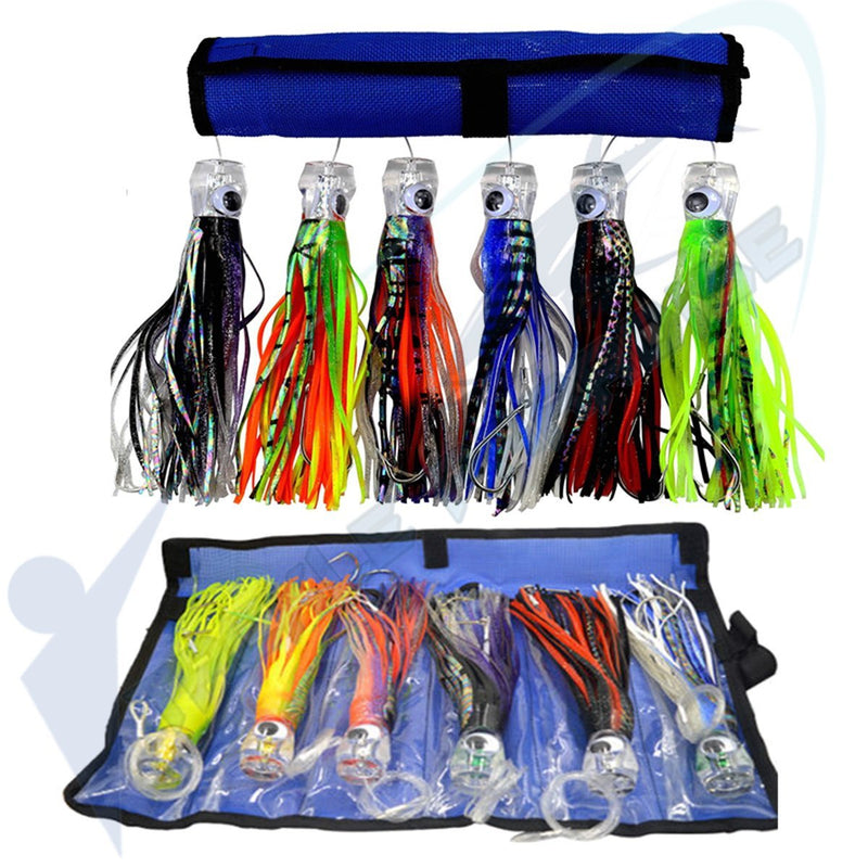 Skirted Trolling Lures