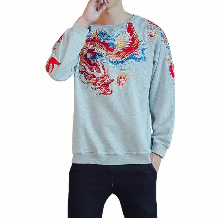 Dansu Dragon Sweatshirt