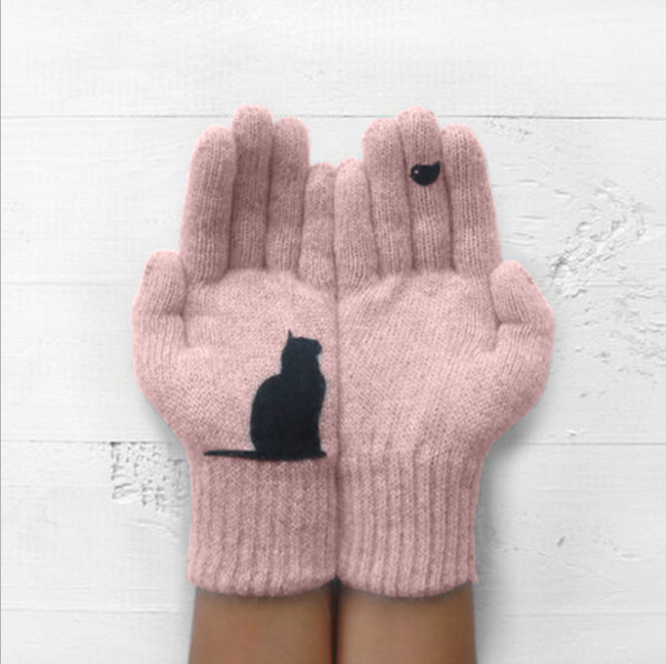 Cat Lover Gloves