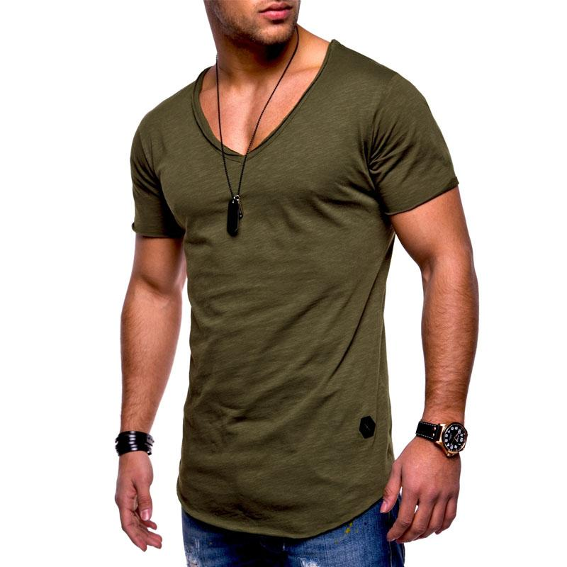 Basic V-Neck Tshirt