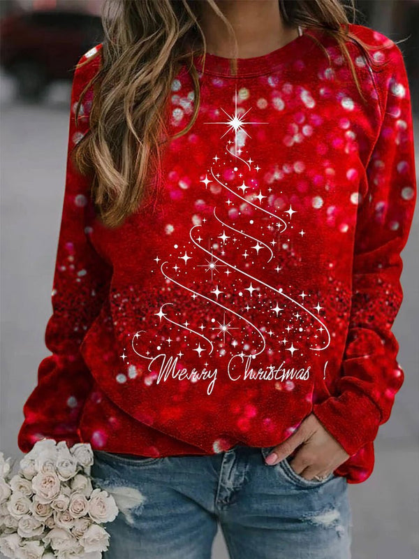 Women's Merry Christmas Sweatshirt