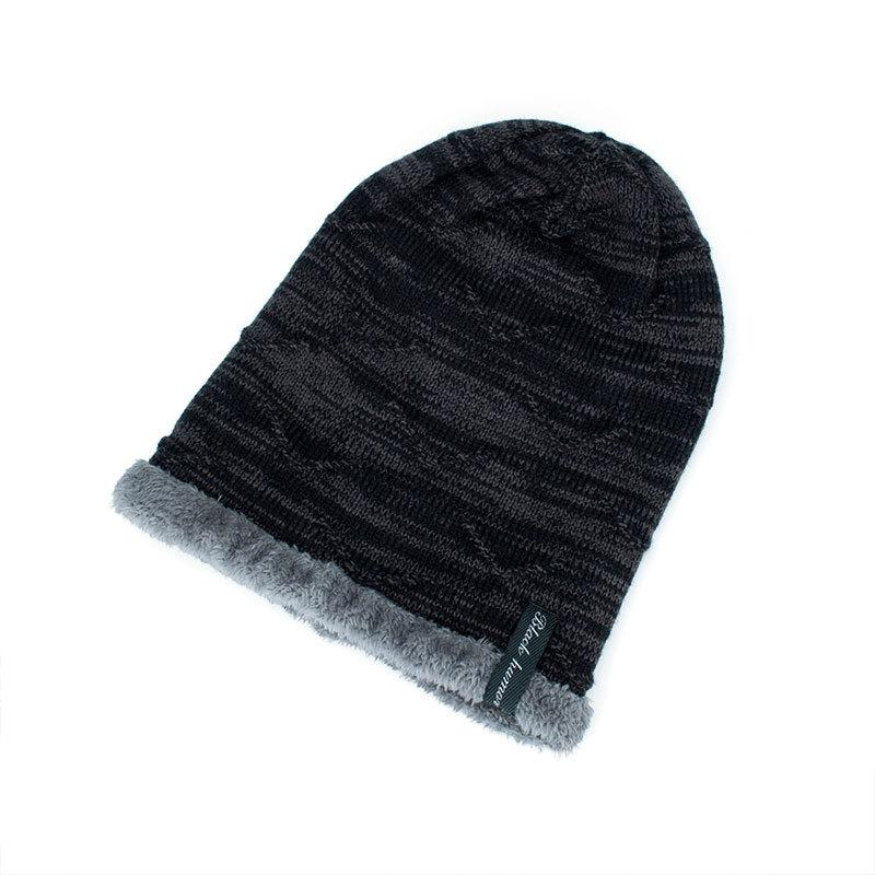 Outdoor Cold-resistant And Warm Knitted Hat