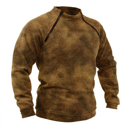 Mens Outdoor Windproof And Warm Tactical Sweater