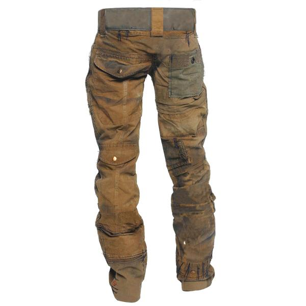 (🛒Limited Edition) Mens Outdoor Wear-resistant Military Trousers