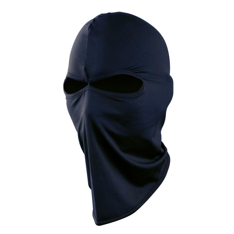 Outdoor Cycling Breathable And Warm Hood Mask