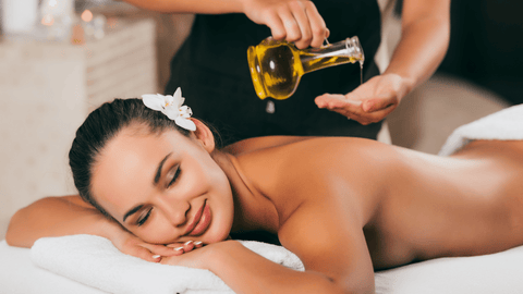 Massage Therapy Essential Oils