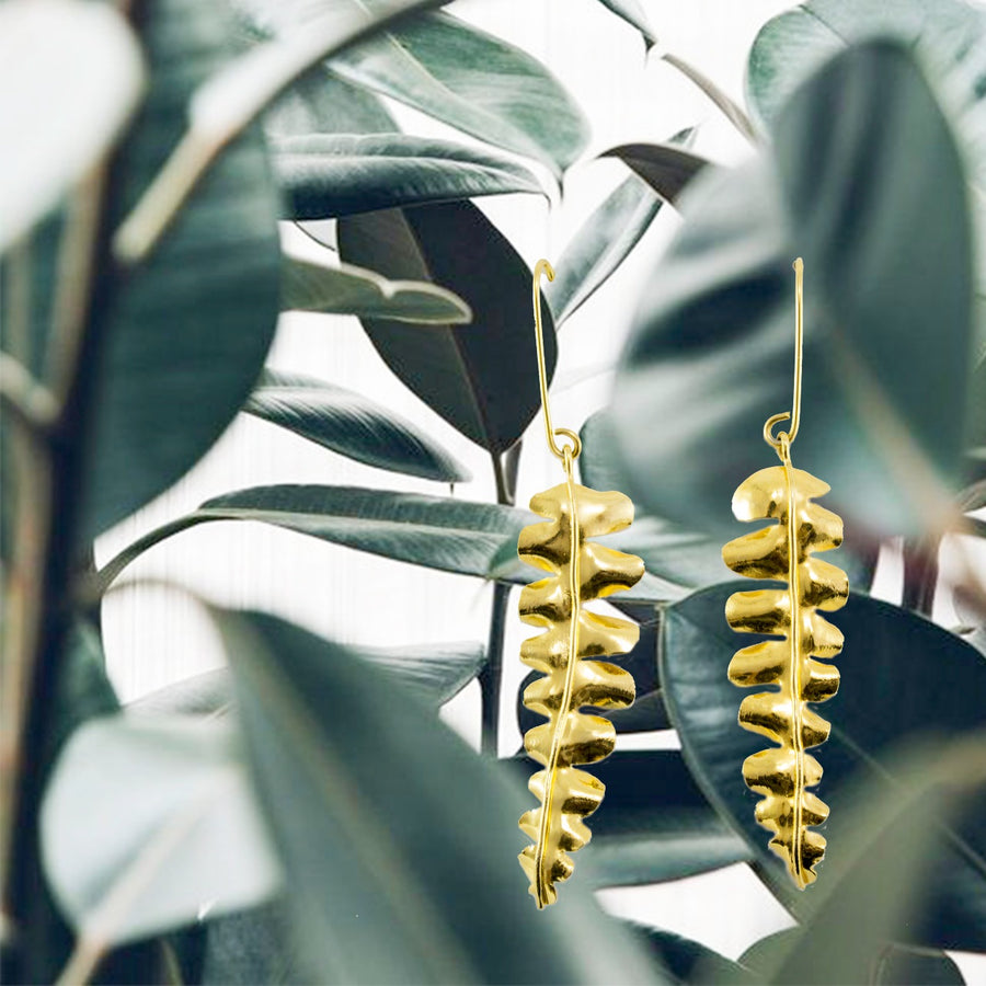 Ferns Earrings