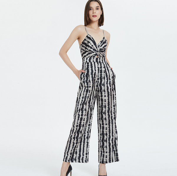 Long Rompers Sexy Women Jumpsuit