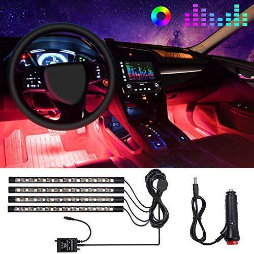 [50% OFF]Interior Car Lights Waterproof RGB LED Strip Light