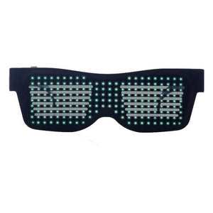 50% OFF-LED BLUETOOTH GLASSES-BUY 2 FREE SHIPPING