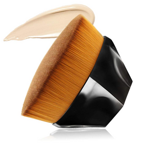 50% OFF-Tenmon Petal-Shaped Foundation Brush-Buy More Free More