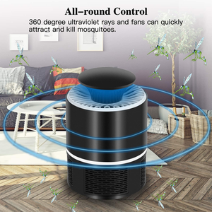 50% OFF-MosCapture™ USB Powered LED Mosquito Killer-Buy 2 Free Shipping