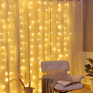 🔥 50% Off🔥-USB Powered LED Curtain light-Buy 2 Free Shipping