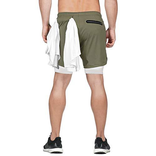 (50% Off )-2-in-1 Secure Pocket Shorts-Buy 2 Free Shipping