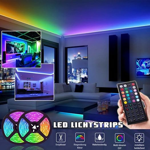 💕 50% Off💕 -Waterproof remote control LED light bar-Buy 2 Free Shipping