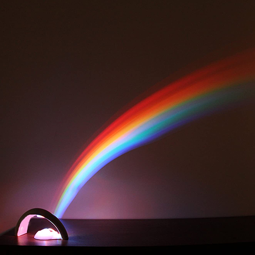 🔥50% OFF🔥-Rainbow Night Light Projector-Buy 2 Free Shipping