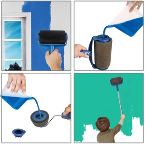 (50% OFF) Wall Decorate Painting Roller Brush-Buy 2 Free Shipping