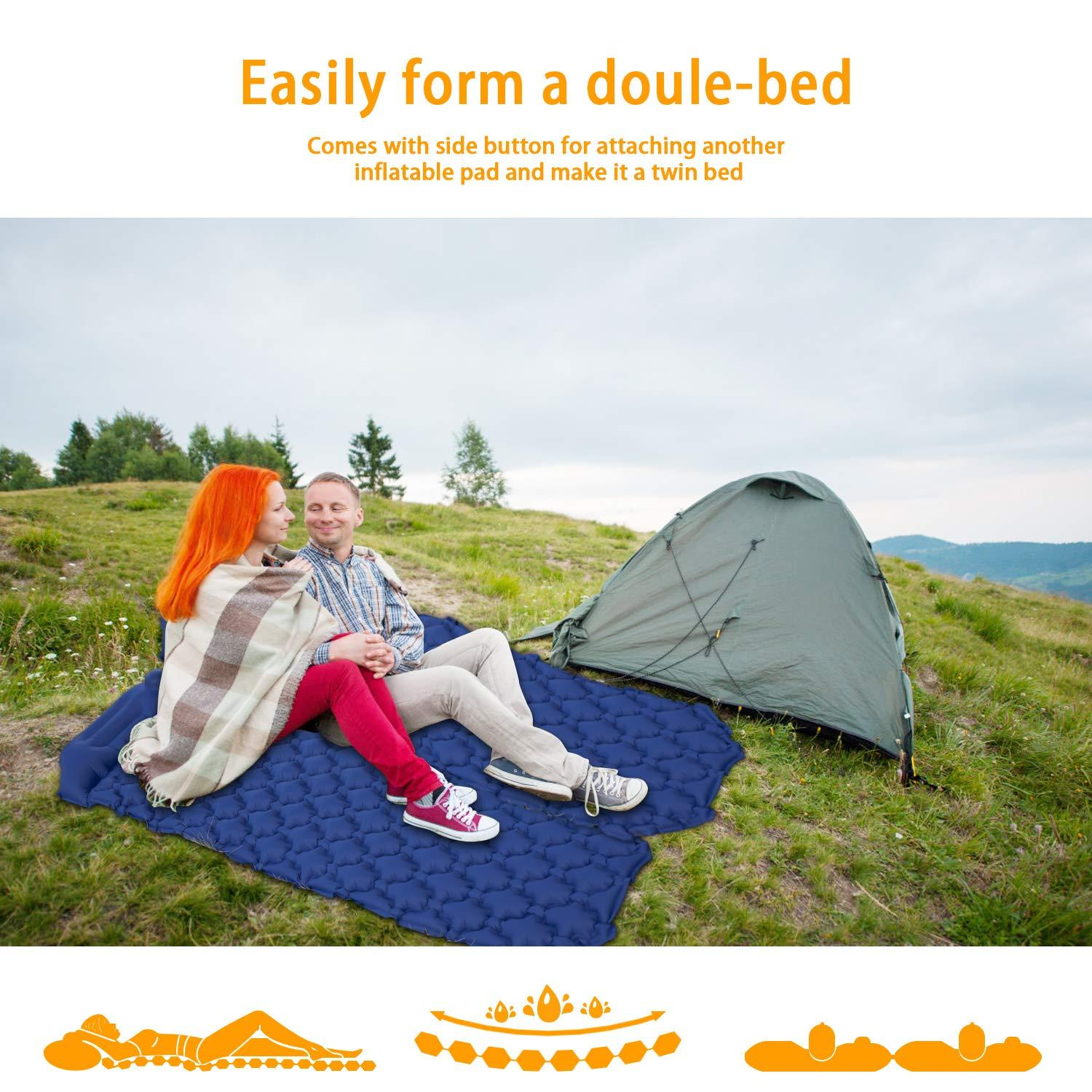 🔥50% OFF🔥OUTDOOR SLEEPING MATTRESS(BUY 2, FREE SHIPPING)
