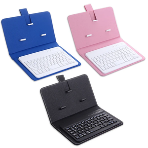 (50% Off )-Wireless Bluetooth Keyboard With Protective Cover-Buy 2 Free Shipping