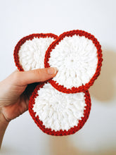 Load image into Gallery viewer, Organic Cotton Makeup remover pads