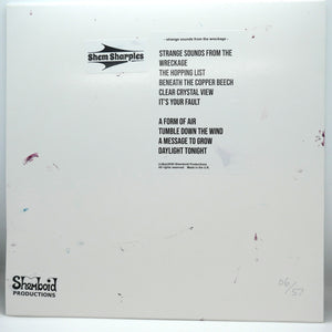Strange Sounds Vinyl LP - Special Ltd. Edition Sleeve #06