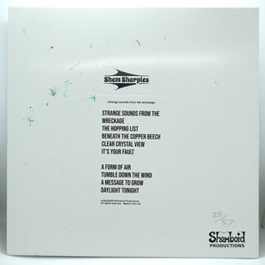 Strange Sounds Vinyl LP - Special Ltd. Edition Sleeve #25