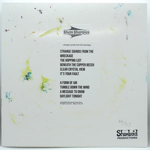 Strange Sounds Vinyl LP - Special Ltd. Edition Sleeve #34