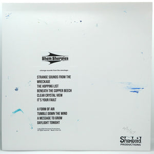 Strange Sounds Vinyl LP - Special Ltd. Edition Sleeve #43