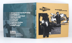 Strange Sounds From The Wreckage CD