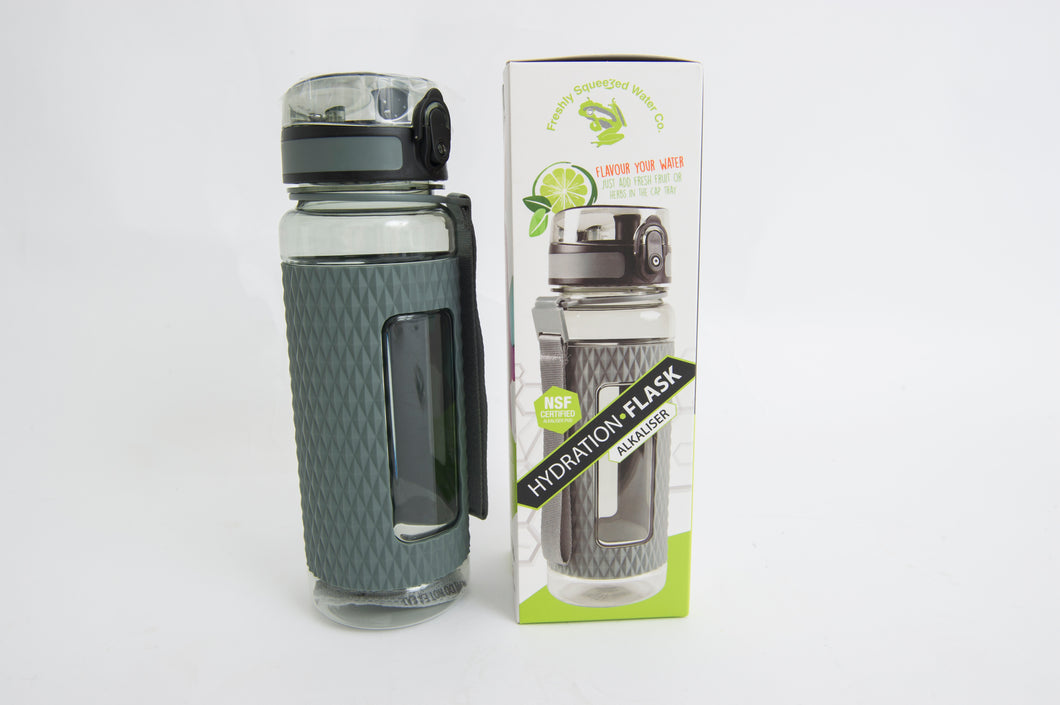Hydration Flask Drink Bottle with Tray