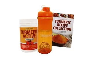 Turmeric Active Set