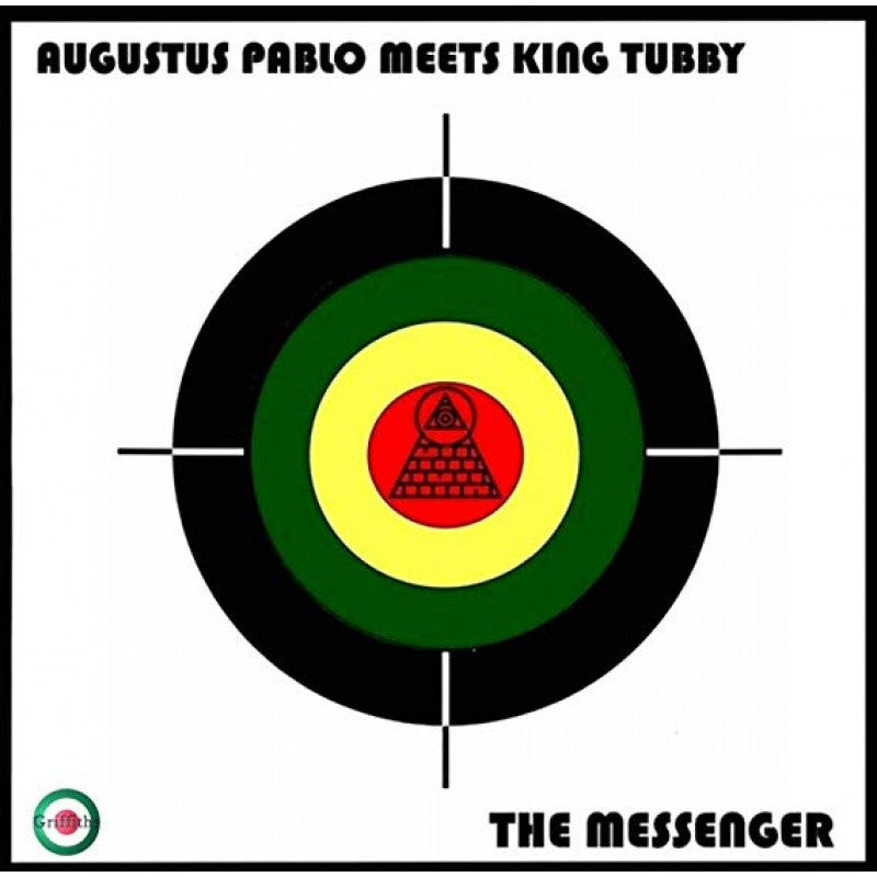 Augustus Pablo Meets King Tubby - The Messenger LP