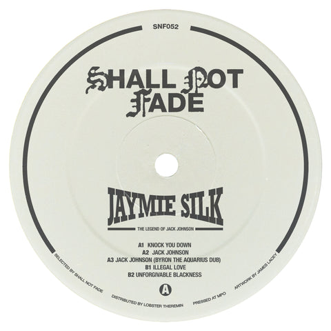 Jaymie Silk - The Legend Of Jack Johnson EP [JUST LANDED]