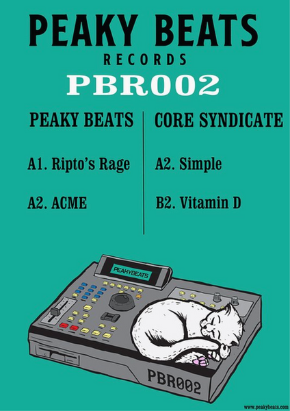 Peaky Beats Records Presents: PBR002