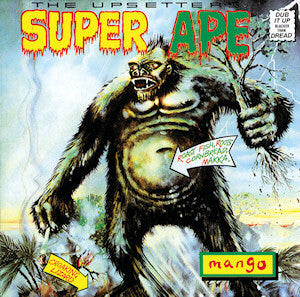 Super Ape - The Upsetters  (Lee Scratch Perry) [JUST LANDED]
