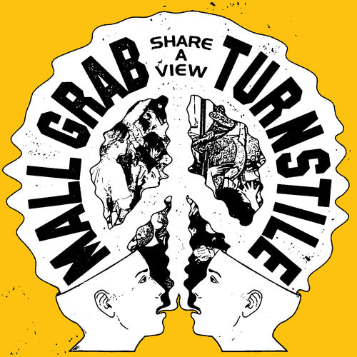 Turnstile & Mall Grab - Share a view