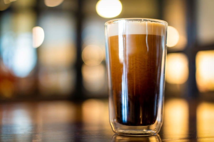 Was ist Cold Brew Coffee on Nitro?