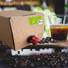 Laden Sie das Bild in den Galerie-Viewer, Bio Ethiopian Cold Brew Coffee - Bag-In-Box