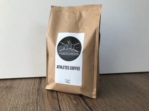 ATHLETES COFFEE von FAUSTCATCHER
