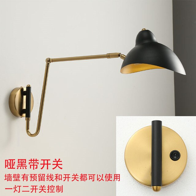B16 Duck Mouth  Wall Lamp