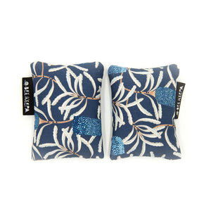 Hand Warmer - 1 Pair in Banksia Blue