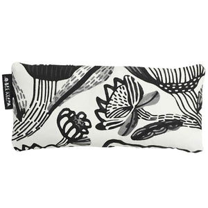 Premium Eye Pillow Gift Set - Modern Botanicals Monochrome