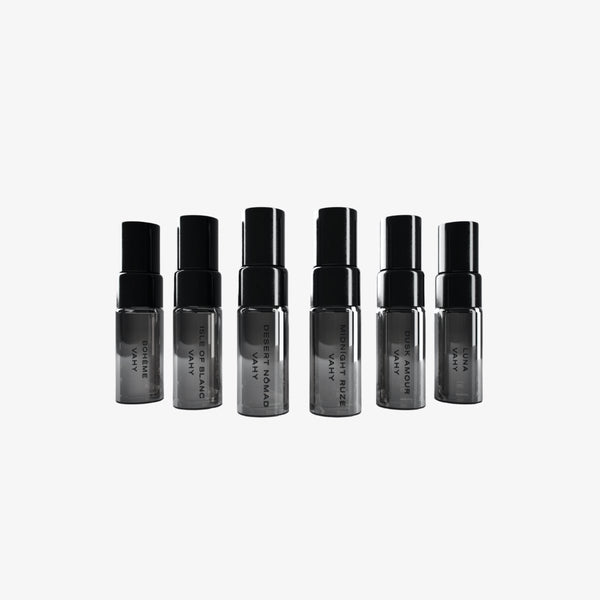 Balanced Encounter Set | 3ml Atomizers parfum Vahy