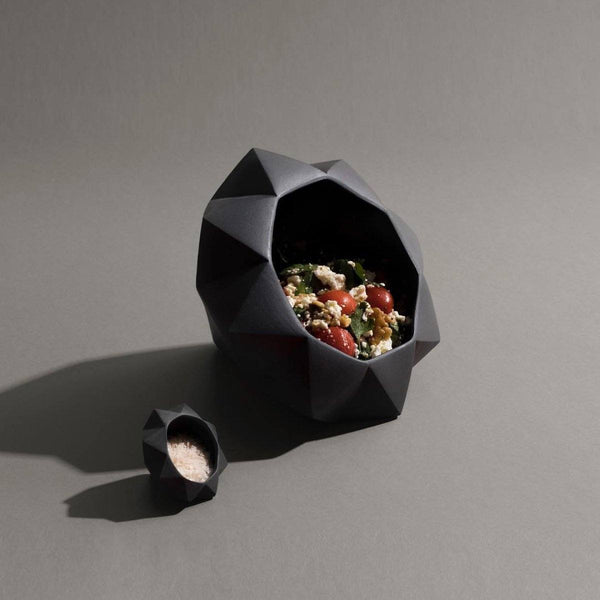Diamond Lab Salad Bowl Bowl R L Foote Design Studio