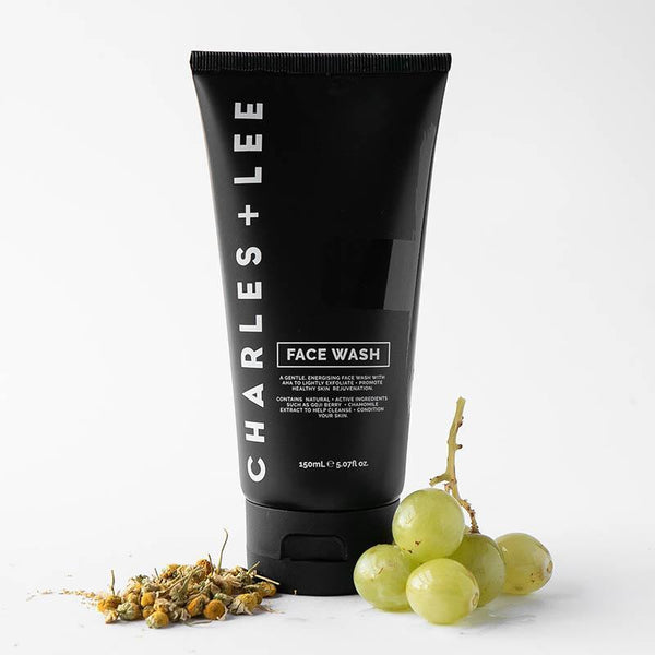 Face Wash 150ml Face Wash Charles and Lee