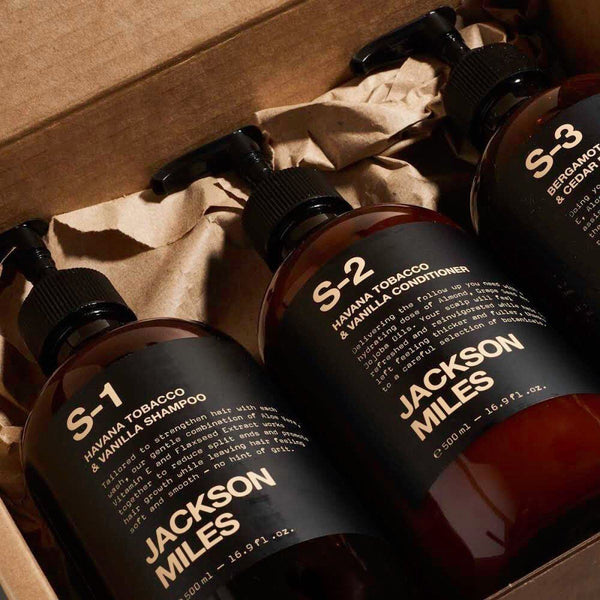 Gift Pack | Hair Care Kit Hair Kit Jackson Miles
